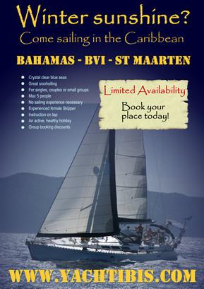 Yacht Ibis Posterpic plain small