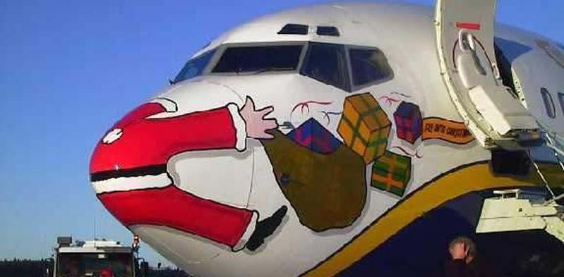 Christmas Flights